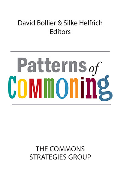 Patterns of Commoning book cover