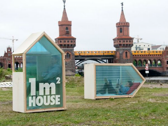 Image-Le-Mentzel, One sqm house, Daniela Gellner