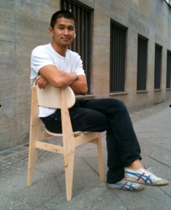 Van Bo Le-Mentzel on his Kreuzberg 36 Chair